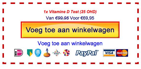 Vitamine D Test 25 OHD Bestellen